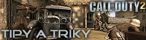 Call of Duty 2: Tipy a triky