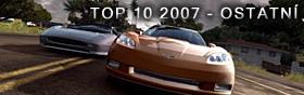 10 nejočekávanějších her roku 2007 - ostatní
